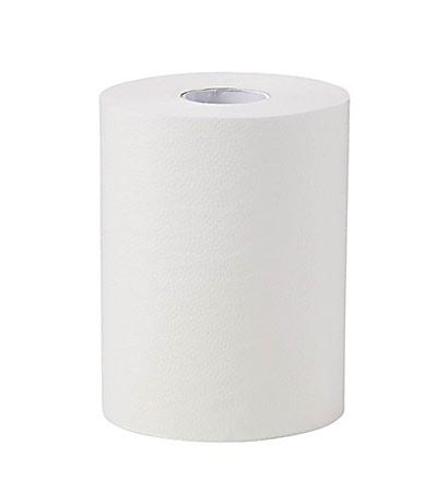 Livi Essentials Embossed Roll Towel 100m - Ctn 16