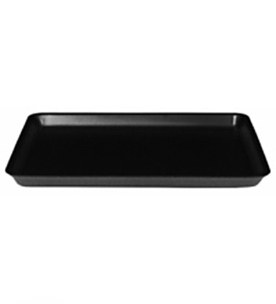 14 x 11 Black Foam Tray Ctn 200