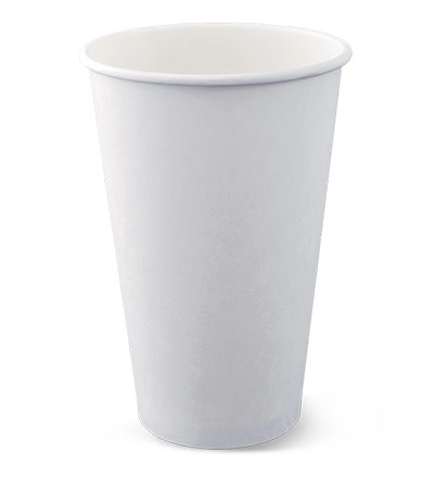16oz Single Wall Cup Ctn 1000
