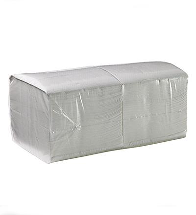 1Ply Lunch Napkin White Ctn 3000