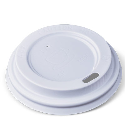 4oz Hot Cup Lid - fits 62mm Ctn 1000