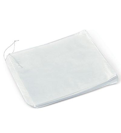 2 Long White Bag 235x178 Pkt 500
