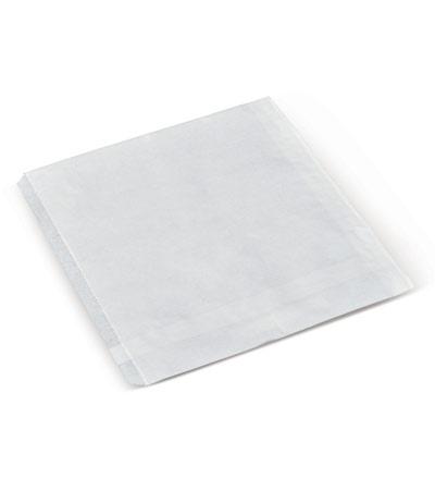 1 Square White Bag 170x178 Pkt 500