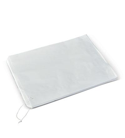 6 Long White Bag 355x240 Pkt 500