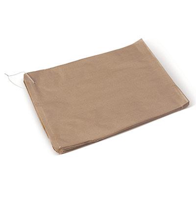 12 Long Brown Bag 430x300 Pkt 500