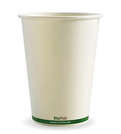 32oz Paper Bio Bowl - White - 500ctn