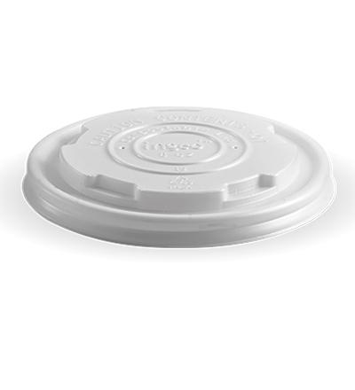 12-32oz Biobowl PLA Lid - Ctn. 1000