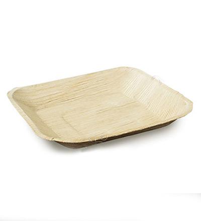 Bioplate 170mm Square Plate