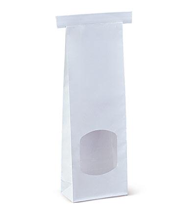 Small Window Tin Tie Bag Ctn 500