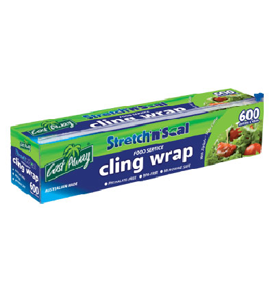 Stretch'n'Seal Cling Wrap 45cmx600m