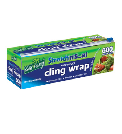 Stretch'n'Seal Cling Wrap 33cmx600m
