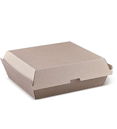 Dinner Box Brown 178x160x75 Ctn 150