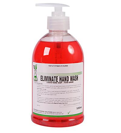 Eliminate Hand Wash Pump. 500ml