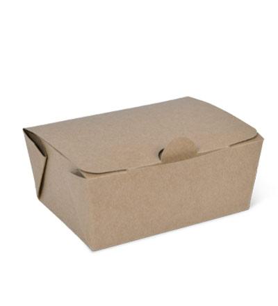 Extra Small Take Away Box  Ctn 400
