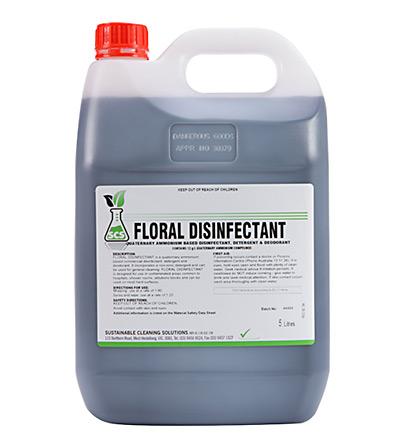 Floral Disinfectant. 5lt or 15lt
