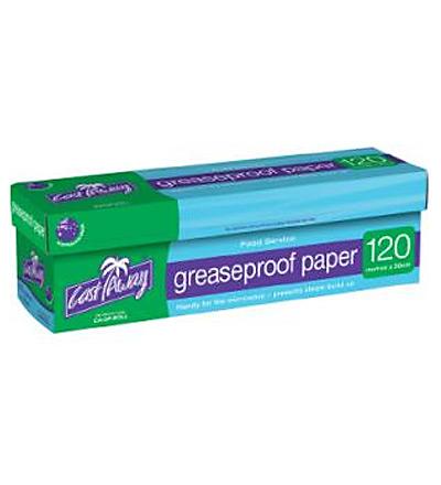 Greaseproof paper 30cmx120m