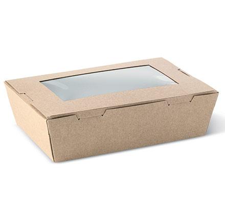 Extra Small Window Lunch Box Ctn 200