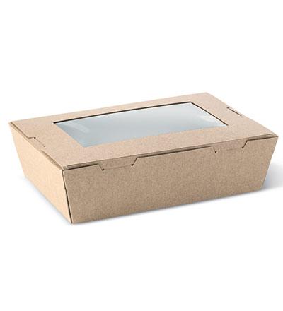 Small Window Lunch Box Ctn 200