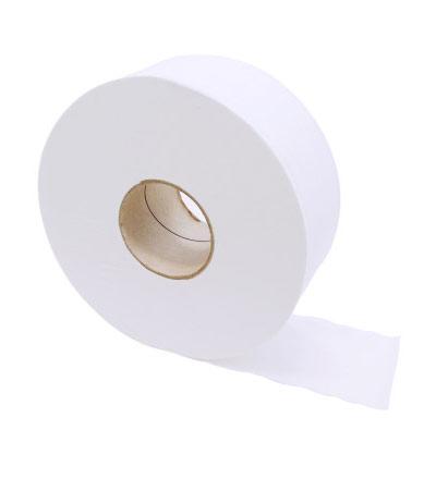 Livi Essentials Jumbo Toilet Paper 2ply 300m - Pkt 8
