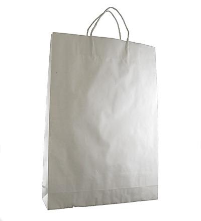 Medium Kraft Bag White 480x340