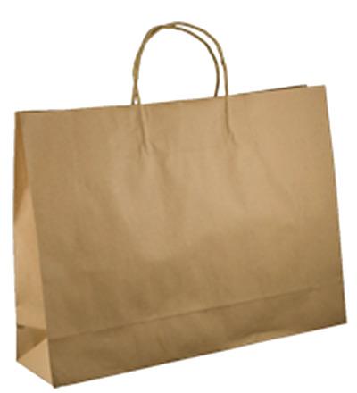 Midi Boutique Kraft Bag Brown 310x420