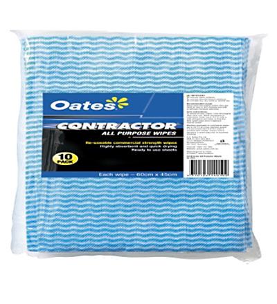 Oates All Purpose Wipes 25pk