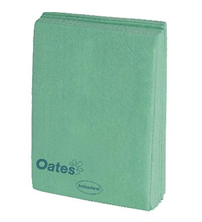 Oates Heavy Duty Wipes 10pk Green