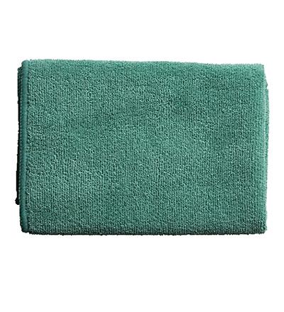 Oates Microfibre Cloth Green