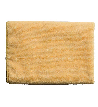Oates Microfibre Cloth Yellow