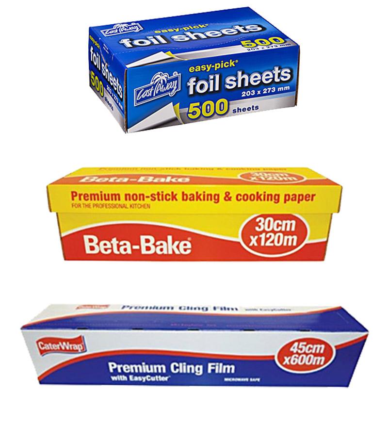 Films/Foils & Baking Paper