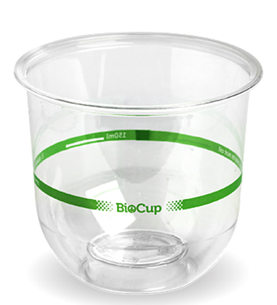 360ml Clear BioCup Tumbler - 1000