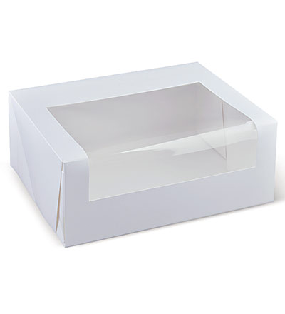 6 Cupcake Window Box Ctn 100