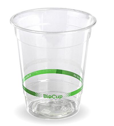 250ml Clear Bio Cup - 2000ctn