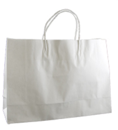 Small Boutique Bag White 250x350