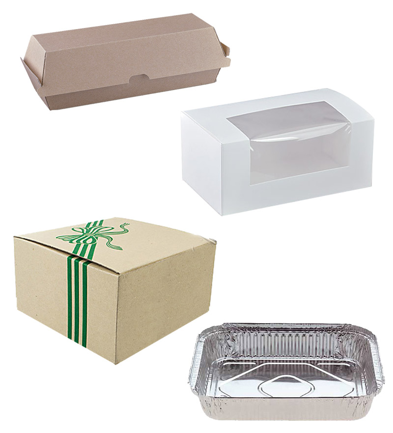 Takeaway Containers & Trays