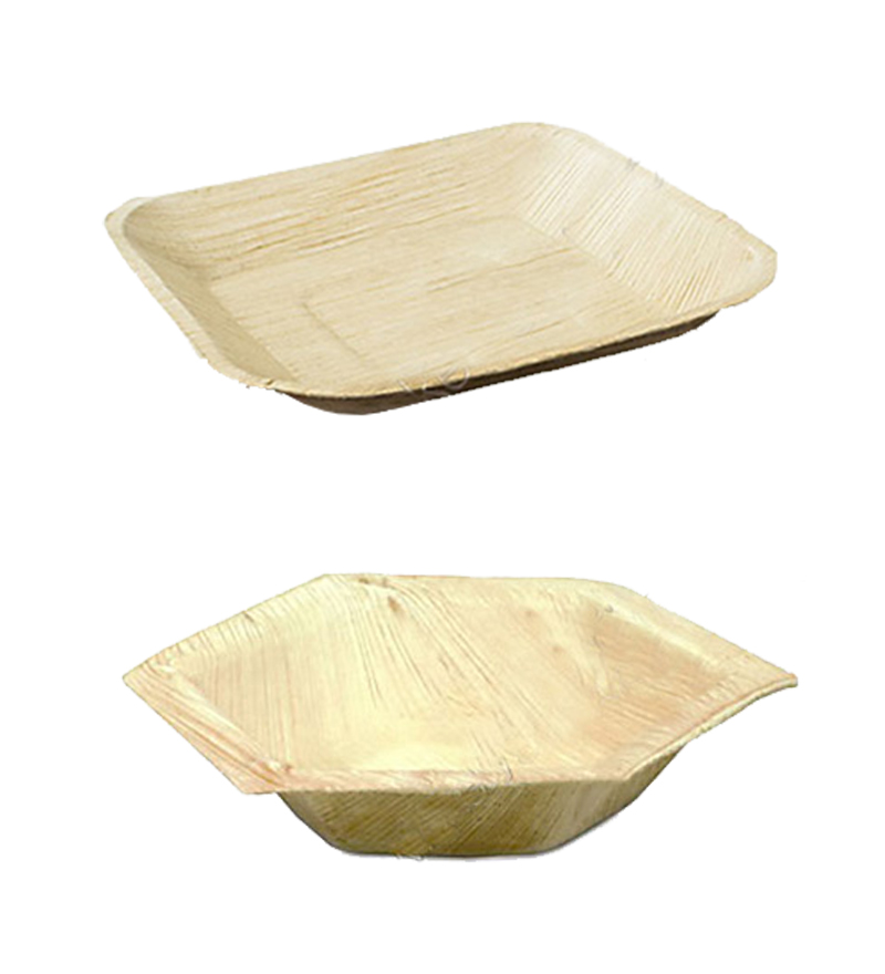 Wooden Plates & Bowls