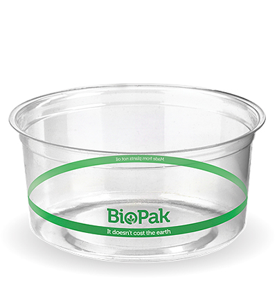 360ml Clear Bio Bowl - 500ctn